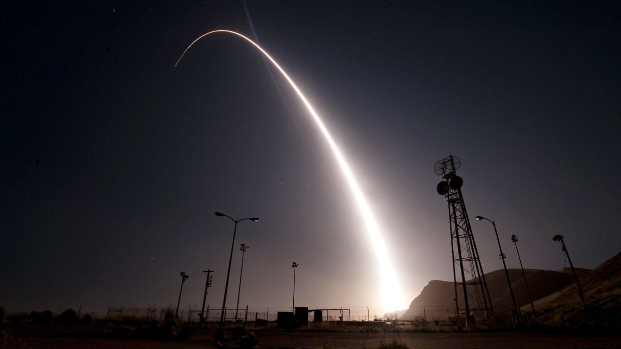 США успешно испытали межконтинентальную баллистическую ракету Minuteman III